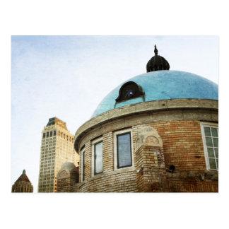 Carte Postale Le dôme bleu de Tulsa