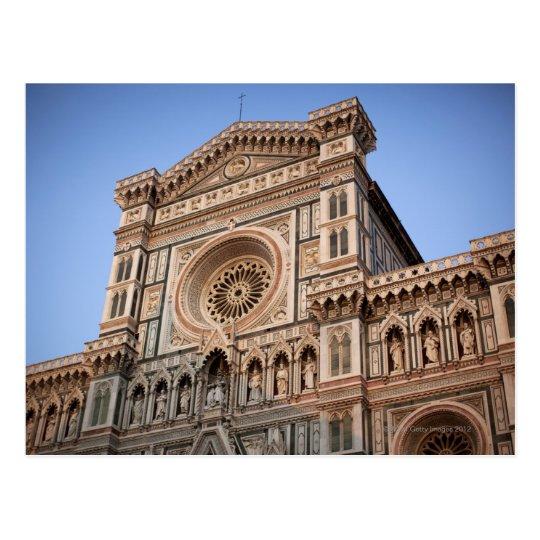 Carte Postale Le Duomo, Florence, Italie 2   Zazzle.fr