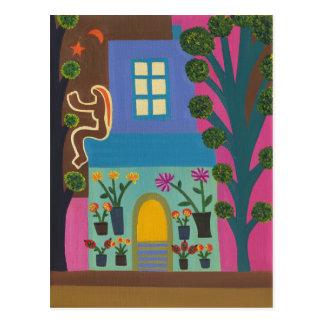 Carte Postale Le fleuriste sur la route 2011 de Portobello