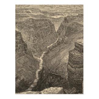 Carte Postale Le fleuve Colorado