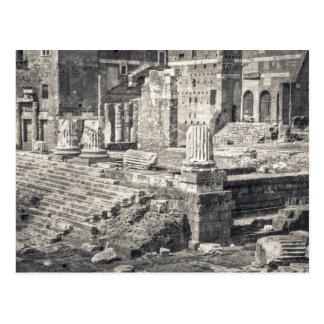 Carte Postale Le forum d'Augustus est l'un des 2 impériaux