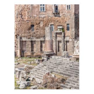 Carte Postale Le forum d'Augustus est l'un des 4 impériaux
