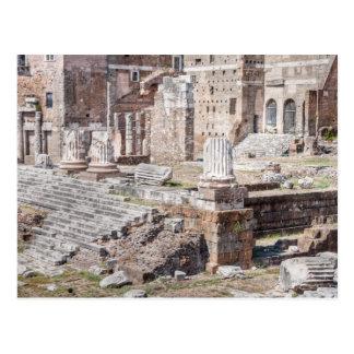 Carte Postale Le forum d'Augustus est un des impériale