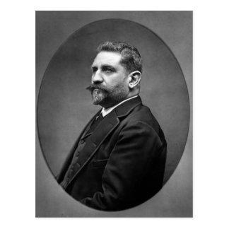 Carte Postale Le Général Boulanger