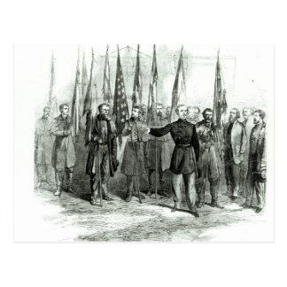 Carte Postale Le Général Custer