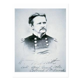 Carte Postale Le Général Wesley Merritt (1834-1910) (photo de