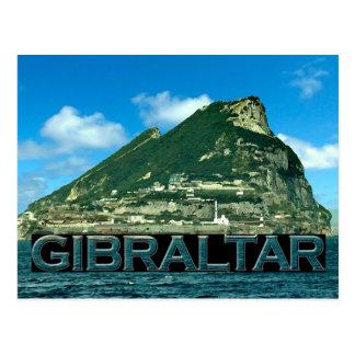 Carte Postale Le Gibraltar