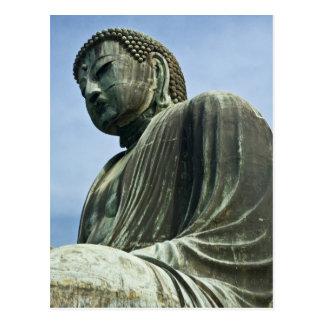 Carte Postale Le grand Bouddha de Kamakura également connu sous