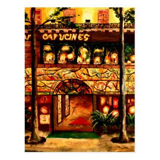 Carte Postale Le Grand Cafe Capucines à Paris France
