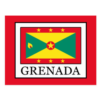 Carte Postale Le Grenada