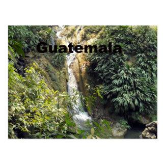 Carte Postale Le Guatemala