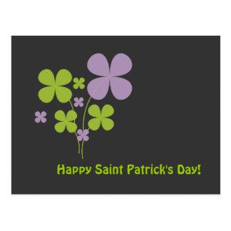Carte Postale Le jour heureux de Patrick de saint