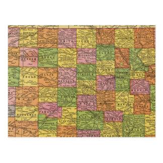 Carte Postale Le Kansas 4