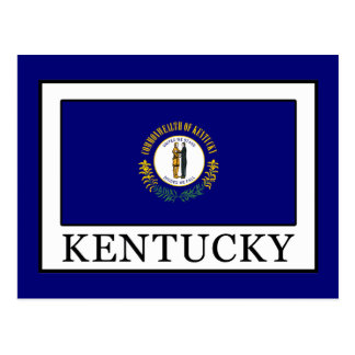 Carte Postale Le Kentucky