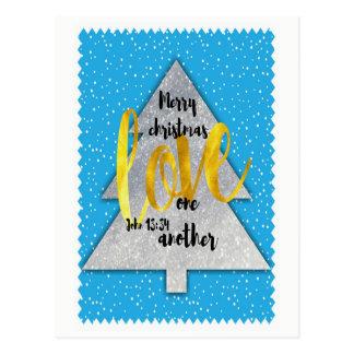 Carte Postale Le Kerst - le Kerstkaart