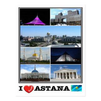 Carte Postale Le KZ Kazakhstan - Astana -