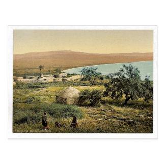 Carte Postale Le lieu de naissance de Mary Magdalene, Magdala,