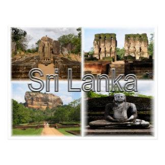 Carte Postale Le LK Sri Lanka -