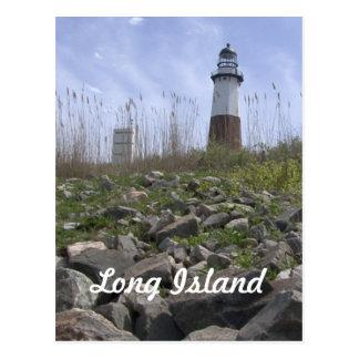 Carte Postale Le Long Island - Montauk