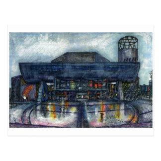 Carte Postale Le Lowry par Anthony McCarthy
