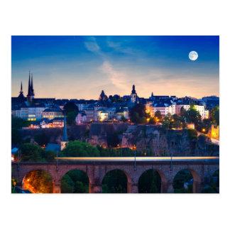 Carte Postale Le Luxembourg 02A