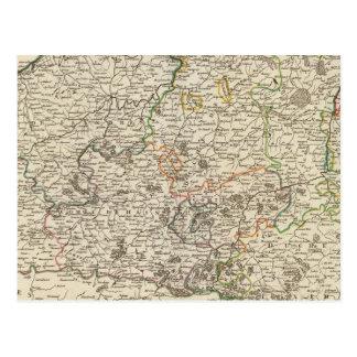 Carte Postale Le Luxembourg, Belgique