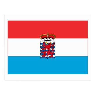 Carte Postale Le Luxembourg diminuent (de legis)
