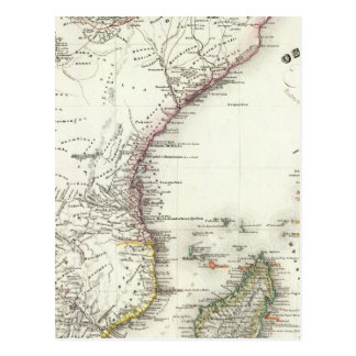 Carte Postale Le Madagascar
