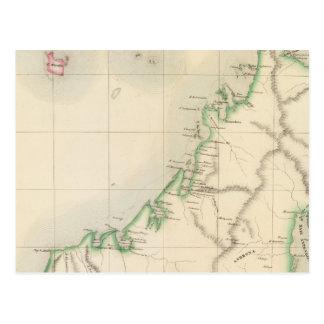 Carte Postale Le Madagascar Afrique 55