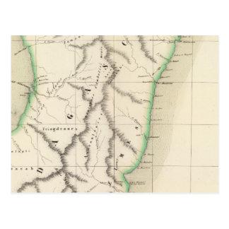Carte Postale Le Madagascar Afrique 56