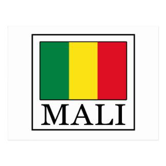 Carte Postale Le Mali