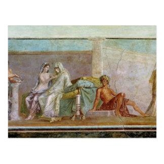 Carte Postale Le mariage d'Aldobrandini, ANNONCE 27 BC-14