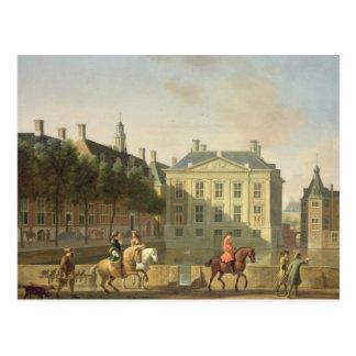 Carte Postale Le Mauritshuis du Langevijverburg