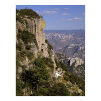 Carte Postale Le Mexique, état de chiwawa, canyon de cuivre. CES