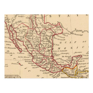 Carte Postale Le Mexique, Guatemala