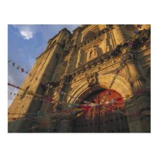 Carte Postale Le Mexique, Oaxaca, Templo De San Felipe de Neri 2