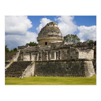 Carte Postale Le Mexique, Quintana Roo, près de Cancun,
