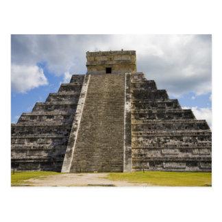 Carte Postale Le Mexique, Quintana Roo, près de Cancun, Chichen