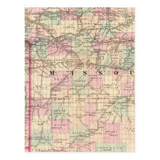 Carte Postale Le Missouri 9