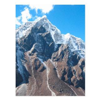 Carte Postale Le mont Everest 7