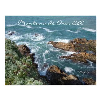 Carte Postale Le Montana de Oro, CA