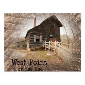 Carte Postale Le moulin chez West Point sur l'Eno