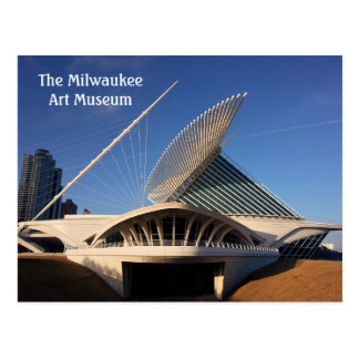 Carte Postale Le Musée d'Art de Milwaukee
