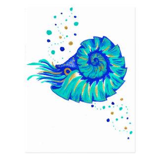 Carte Postale Le Nautilus de Neptune