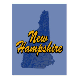 Carte Postale Le New Hampshire