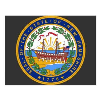 Carte Postale Le New Hampshire, Etats-Unis