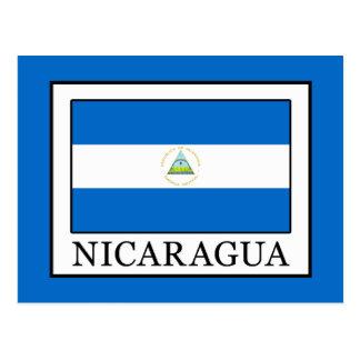 Carte Postale Le Nicaragua