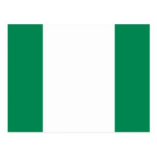 Carte Postale le Nigéria