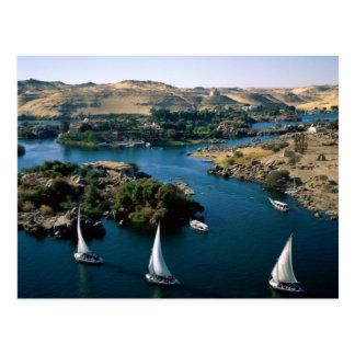 Carte Postale Le Nil