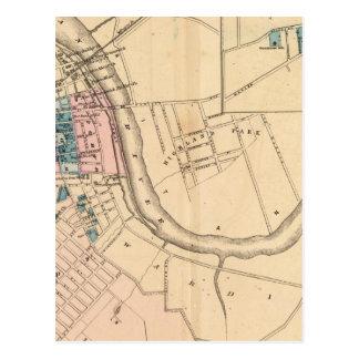 Carte Postale Le Nouveau Brunswick, Princeton